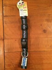 """Quick Dry Spiffy Dog Air Collar Large Green Tribal NWT New With Tags 20""""-26"""""""
