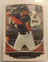 George Springer 2013 Bowman Rookie Card RC TP-20 Houston Astros