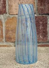 Art deco Glas Vase   (# 4655)