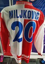 Maillot jersey trikot shirt serbia vojvodina zvezda partizan worn porté srbija