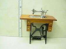 Dollhouse Miniature Sewing Machine #G7041  - Miniature World 1/12th Non-Working