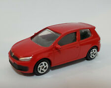 NOREV VOLKSWAGEN Golf GTI 1:64 Diecast Mini Car Collection Model Red
