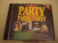 PARTY, PARTY, PARTY - 2CD Nicole Drafi Deutscher Laid Back Kim Wilde Klaus Lage