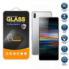 For Sony Xperia L3 Tempered Glass Mobile Phone Screen Protector Premium Film
