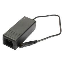 Netzteil Adapter 12V 1.5V 2A für SATA Festplatte CD DVD S-ATA Laufwerk Schwarz