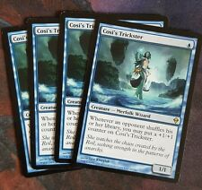 Mtg cosi's trickster  x 4 great condition