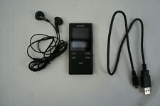 Sony NW-E394 Walkman Audio Player W/ FM Tuner (8GB - Black)
