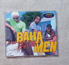 "CD AUDIO INT/BAHA MEN ""WHO LET THE DOGS OUT"" CDM 2000 4T EDEL RECORDS 0113855ERE"