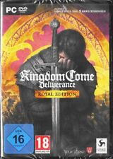 Kingdom Come: Deliverance Royal Edition - PC - Neu & OVP - Deutsche USK Version