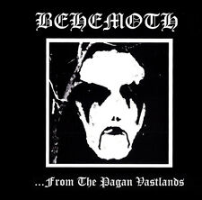 Behemoth - ...from the Pagan Vastlands, 1994 (Pol), CD