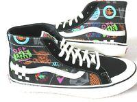 Vans Mens Sk8-Hi 138 Decon V66 Logo Canvas Classic Skate shoes Size 9.5 NWT