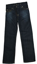 Marie Chantal Dark Denim Slim Fit Jeans Age 6 NWT SP £61