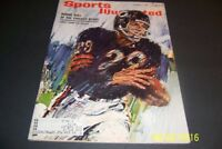 1963 Sports Illustrated CHICAGO Bears RONNIE BULL World Series SANDY KOUFAX