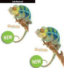 BJU Press - Biology Student Text & Student Lab Manual (5th Ed)