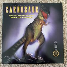 CARNOSAUR Laserdisc - VERY RARE HORROR