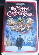 The Muppet Christmas Carol - Walt Disney Feature - Gently Used VHS Clamshell