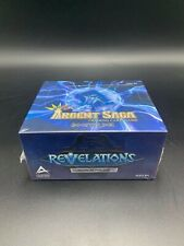 Argent Saga TCG Factory Sealed Revelations Booster Box Alter Reality Games ARG