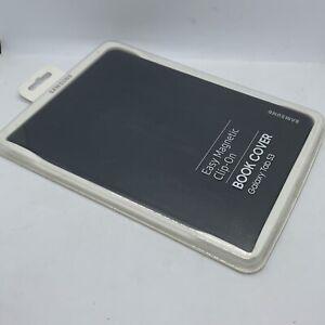 GENUINE SAMSUNG GALAXY TAB S3 BOOK COVER CASE - BLACK - OFFICIAL EF-BT820PBEGWW