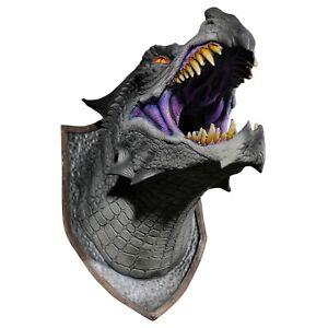 Dragon Legends Prop 3d Wall Mounted Dinosaur Sculpture Wall Art Sculpture Deco