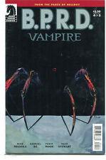 BPRD Vampire 4 NM Dark Horse Comics Hellboy Universe  *CBX29