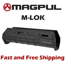 Magpul Remington 870 12GA Pump Action Shotgun M-LOK Forend - Black - MAG496-BLK