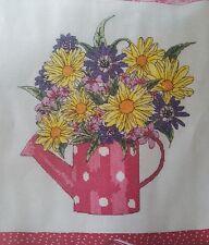 """""""BOUQUET PRIMAVERA Colorata a watercan"""" cross stitch chart da Kate Cavaliere (H64)"""
