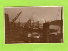 The Thames from London Bridge RP pc used Judges  L106  Ref J257
