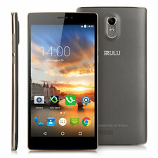 New iRULU V3 6.5'' 2/16GB SmartPhone 8.0 Rear Cam Quad Core Android 5.1 2G/3G/4G