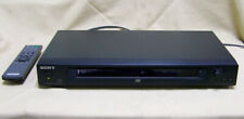 Sony DVP-NS315 CD/DVD Player w/ Remote pcm dts dolby digital audio output