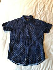 Imperial Motion Short Sleeve Button Down Sz M