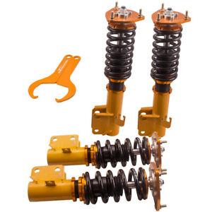 Kit de Suspension Springs Combines Filetes Pour Subaru Impreza WRX GC8 93-01 new