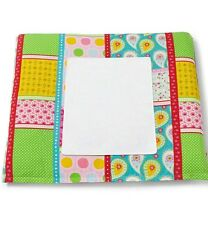Ideenreich Removable washable Nappy Changing Nat cover with travel terry cloth