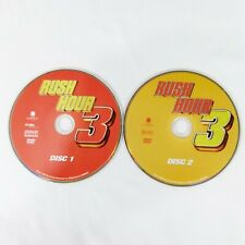 Rush Hour 3 2 Disk Dvd Disc Only, No Tracking