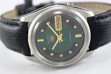 SEIKO 5 Carica automatica UOMO'S OROLOGIO AUTOMATIC VINTAGE MEN'S WATCH - IT2423