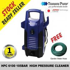 Tsunami 105Bar HPC 6100 High Pressure Cleaner FREE garden hose