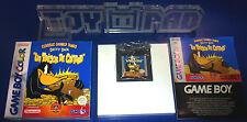 Looney Tunes - Daffy Duck : Un trésor de Canard [FAH] - Game Boy Color