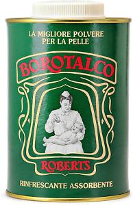 Borotalco Originale, Polvere Talco Barattolo Multiuso Assorbente 100 g. o 500 g.