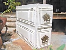 Antique Treadle Sewing Machine Cabinet Drawer s 1167