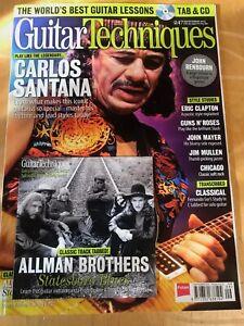 Guitar Techniques magazine & CD: September 2015