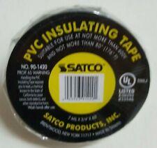 New listing Satco Pvc Insulating Tape (7 mil x 3/4' x60