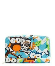NGIL Stylish Owl Party Quilted Wallet