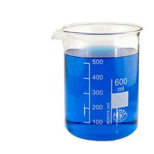 600ml SIMAX Measuring Beaker Borosilicate Glass **Shipped Same Day**