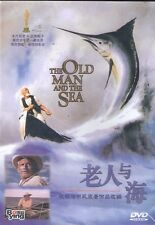 The Old Man and the Sea DVD Spencer Tracy Ernest Hemingway NEW R0 1958
