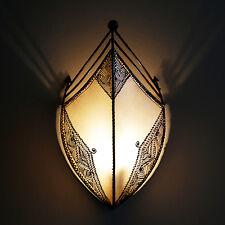 Lampe orientale murale Marocaine lampe Henné Afrah Nature H40cm