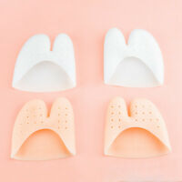 Silicone Gel Ballet Toe Cap Cover Protectors Pointe Dance Shoe Pads Cushions