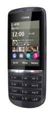 Nokia Asha 300 - Graphite (Unlocked) Smartphone (A00004627)