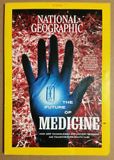 National Geographic Magazine Special Issue (January 2019) The Future of Medicine