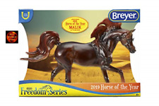 Breyer Horse Toy Model 62119 Classic Malik Liver Chestnut Arab Stallion New