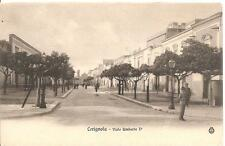 CERIGNOLA  ( Foggia )  -  Viale Umberto I°
