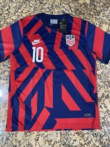 BRAND NEW 2021/22 Nike USA Away Jersey Pulisic #10